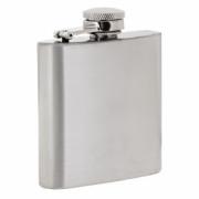 Sticla de buzunar din inox 90 ml