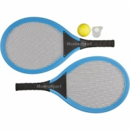 Badminton and tennis game set