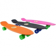 Skateboardul PVC (penny board pennyboard) - mare 68 cm.