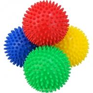 Mix colors massage ball 95 mm. 1 pcs