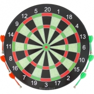 Magnetic dart 16″ with 6  arrow