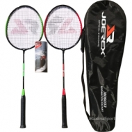 Badminton set 2 racket in bag