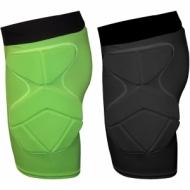 Pantaloni scurti cu protectii - laterale