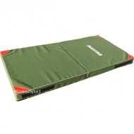 Gymnastic mattress size 200x100x10 cm.