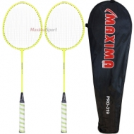 Badminton Maxima set 2 racket in bag