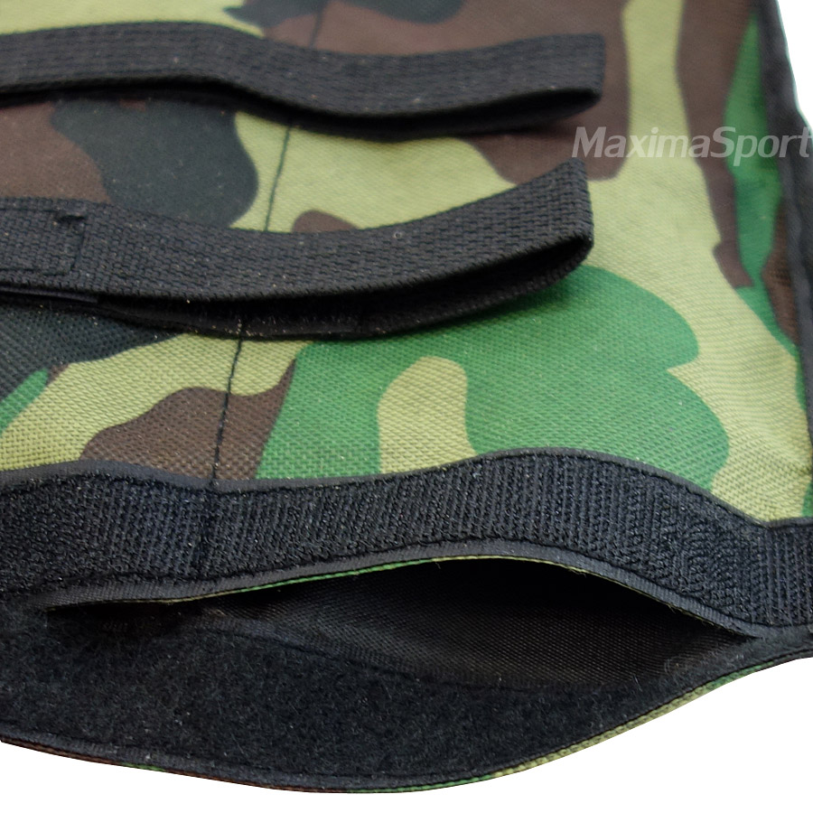 Cases (pockets) for the weights Maxima pair 1-10 kg 2 pcs