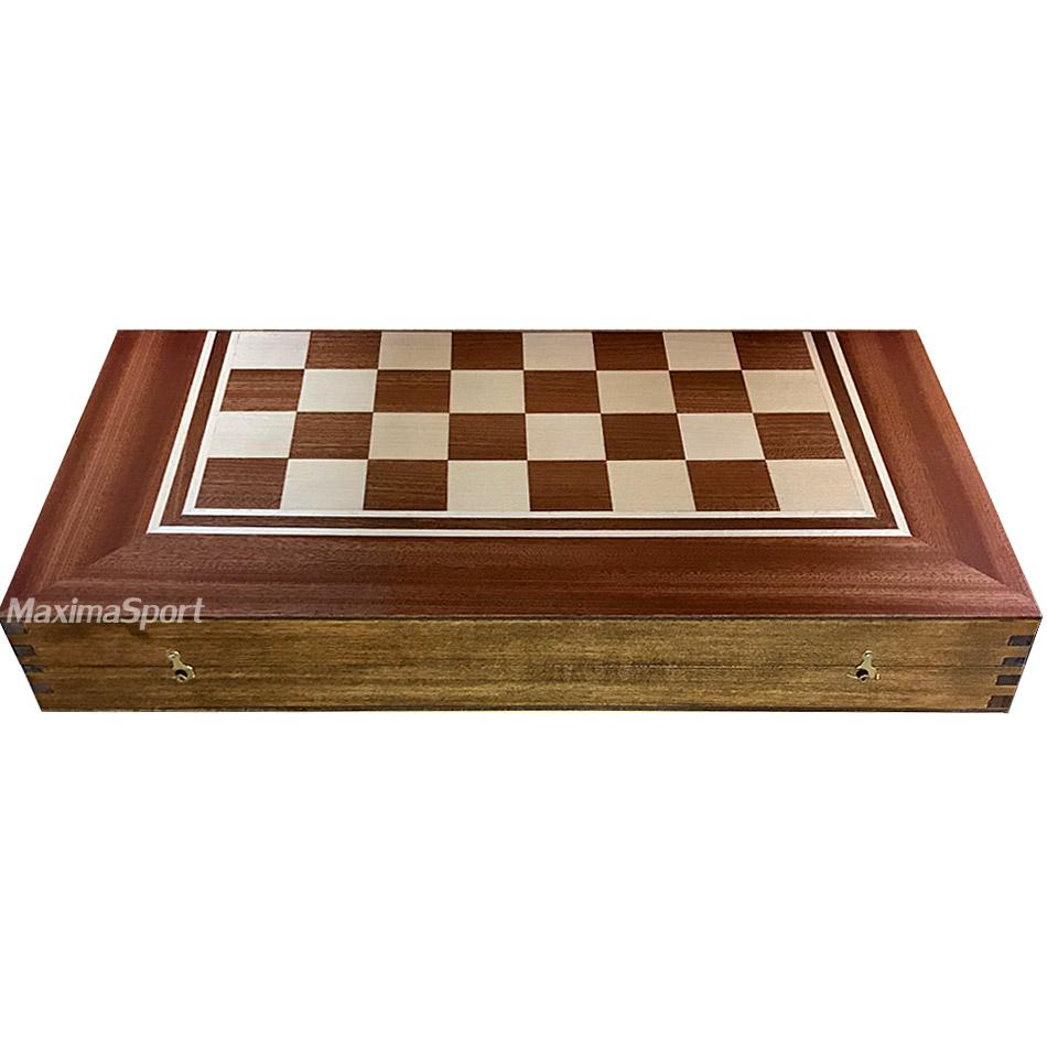 Chess & backgammon 48  cm.