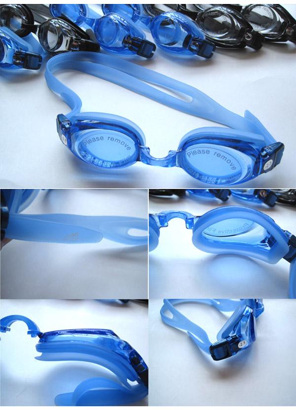 Очила за плуване с диоптри