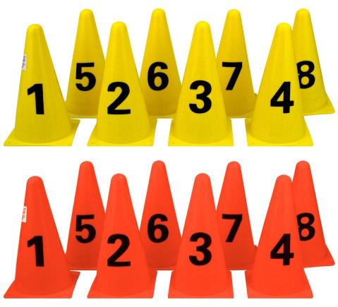 Конуси маркировъчни (комплект)
