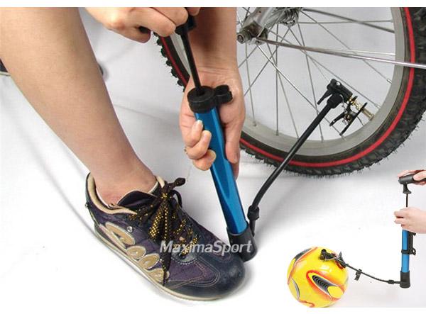 помпа за велосипеди,  помпа за топки